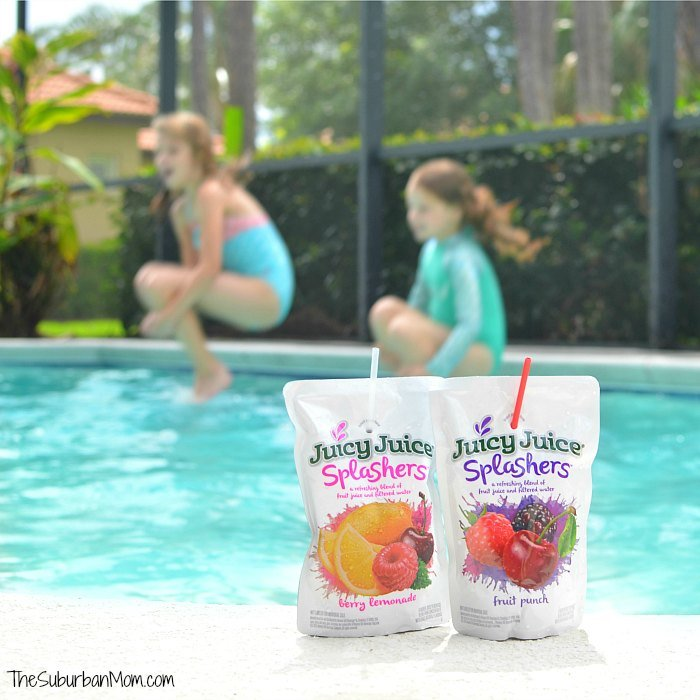 Juicy Juice Splashers - Cannon Ball