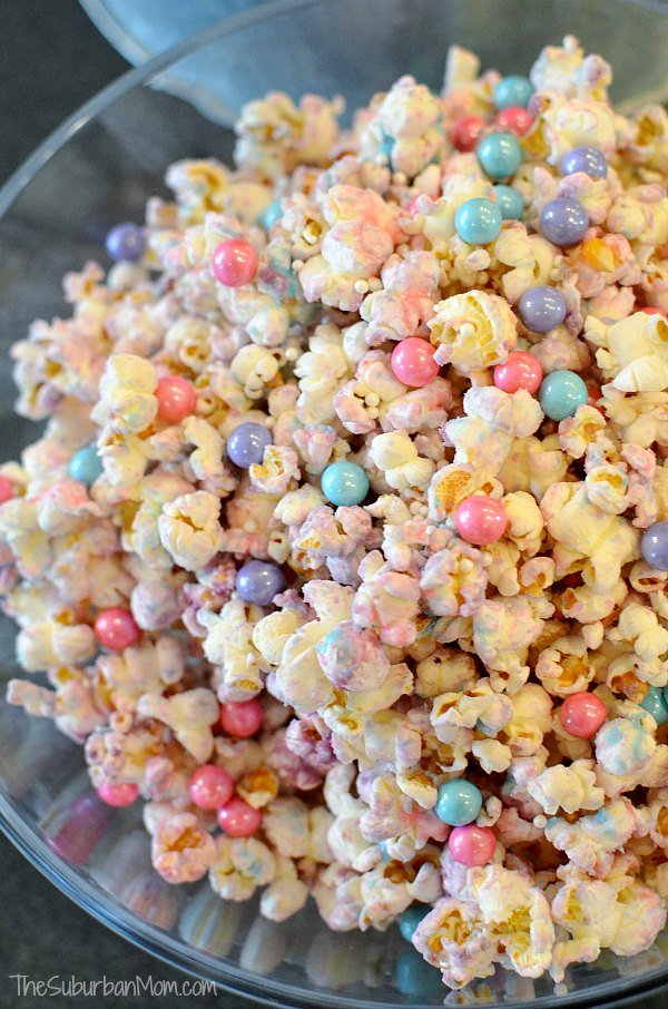 Unicorn Popcorn Party Food