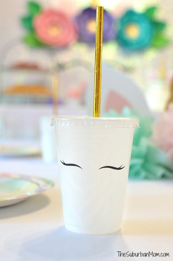DIY Unicorn Cup