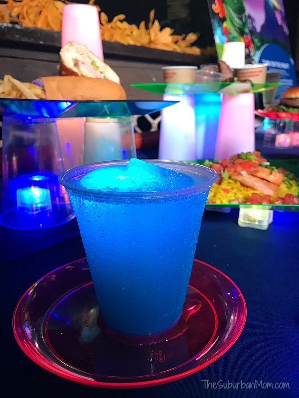 H2O Glow Nights Drink