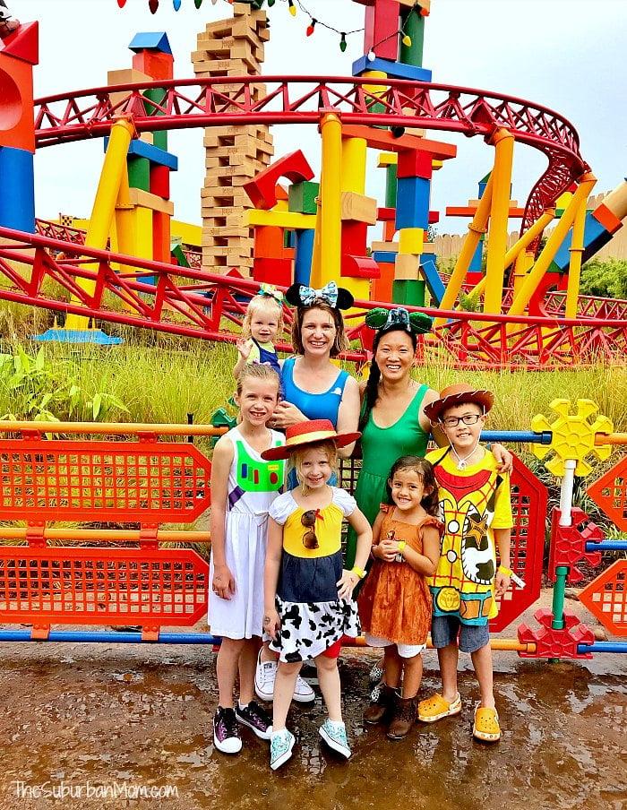 Toy Story Land Disney Bounding