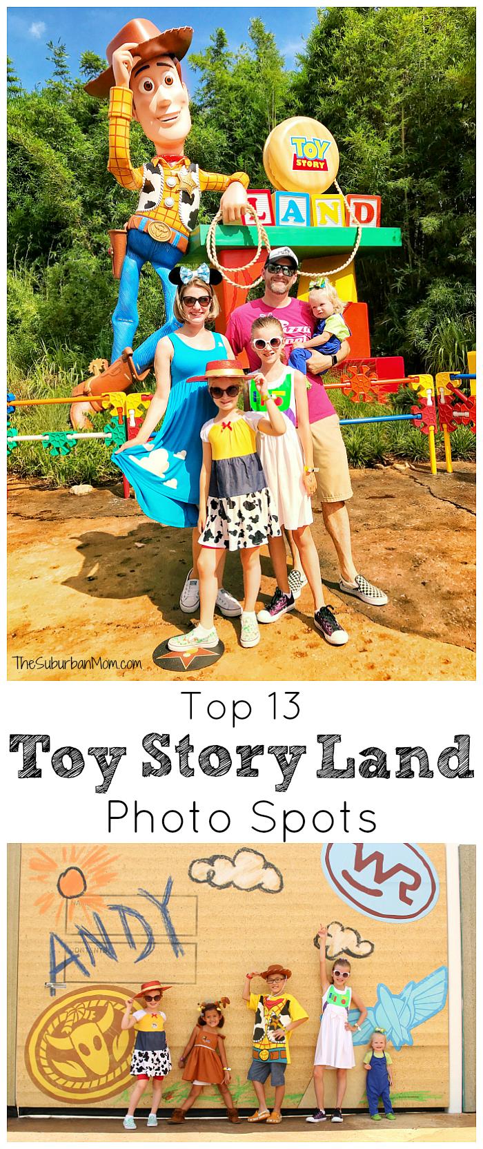 Top 13 Toy Story Land Photo Spots