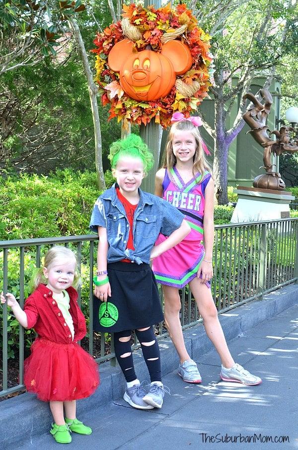 Disney Zombies Costume