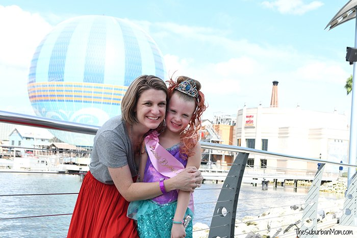 Mother Daughter Disney Springs