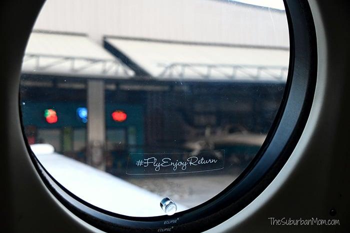 Air Unlimited Fly Enjoy Return