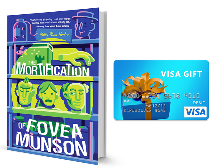 Mortification of Fovea Munson Prize Pack