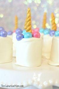 Unicorn Marshmallow Pop
