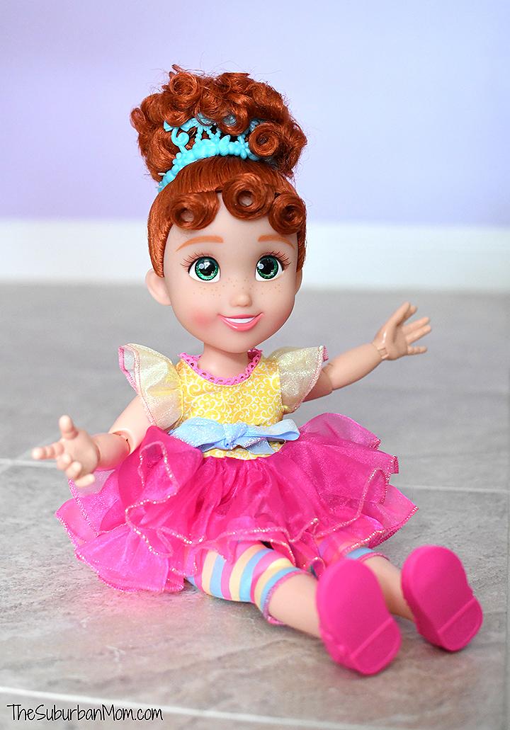 My Friend Fancy Nancy Doll