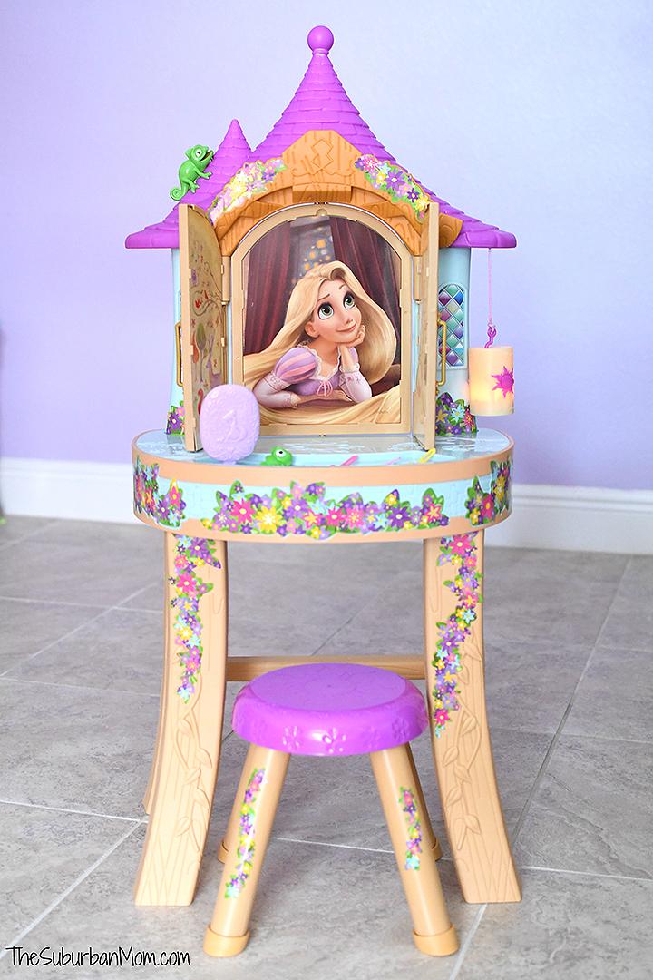 Rapunzel Tower Vanity