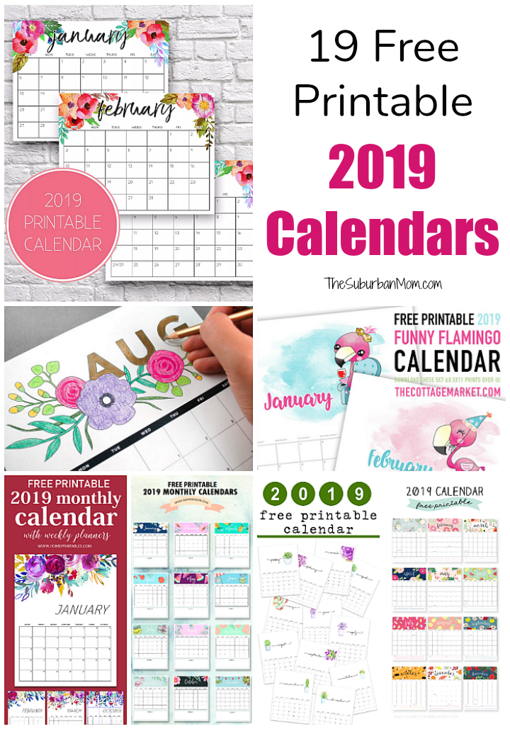 It's just a graphic of Gratifying Free Printable Calender
