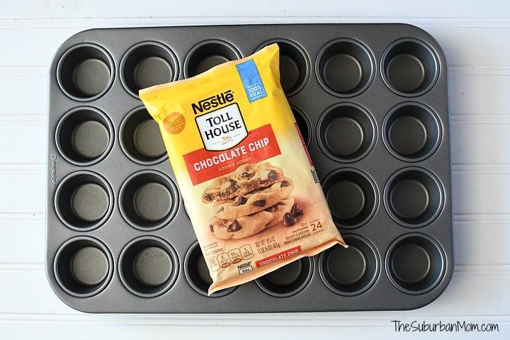 Nestle Cookie Dough