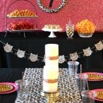 Cheetah Glam Birthday Party
