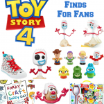 15 Forky Finds Toy Story 4