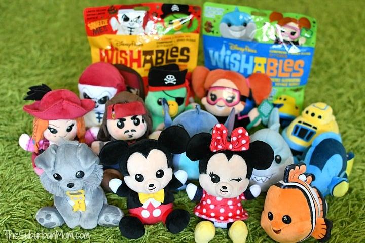 Disney Parks Wishables