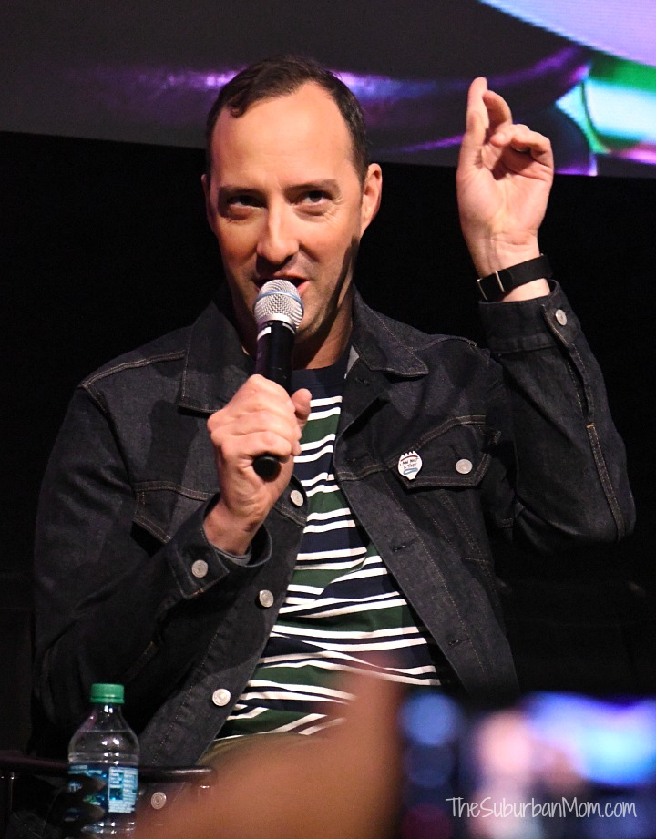Tony Hale Toy Story 4 Forky