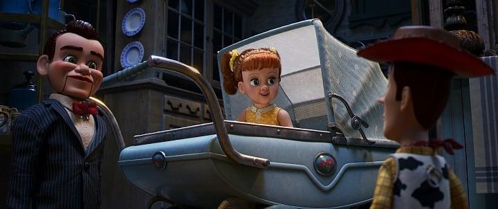 Toy Story 4 Gabby Gabby Benson
