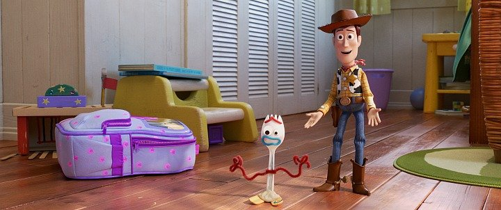 Toy Story 4 Meet Forky