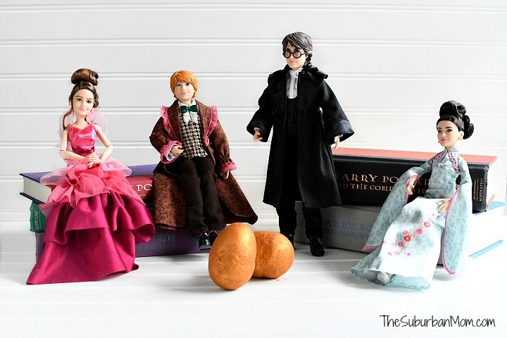Harry Potter Yule Ball Dolls