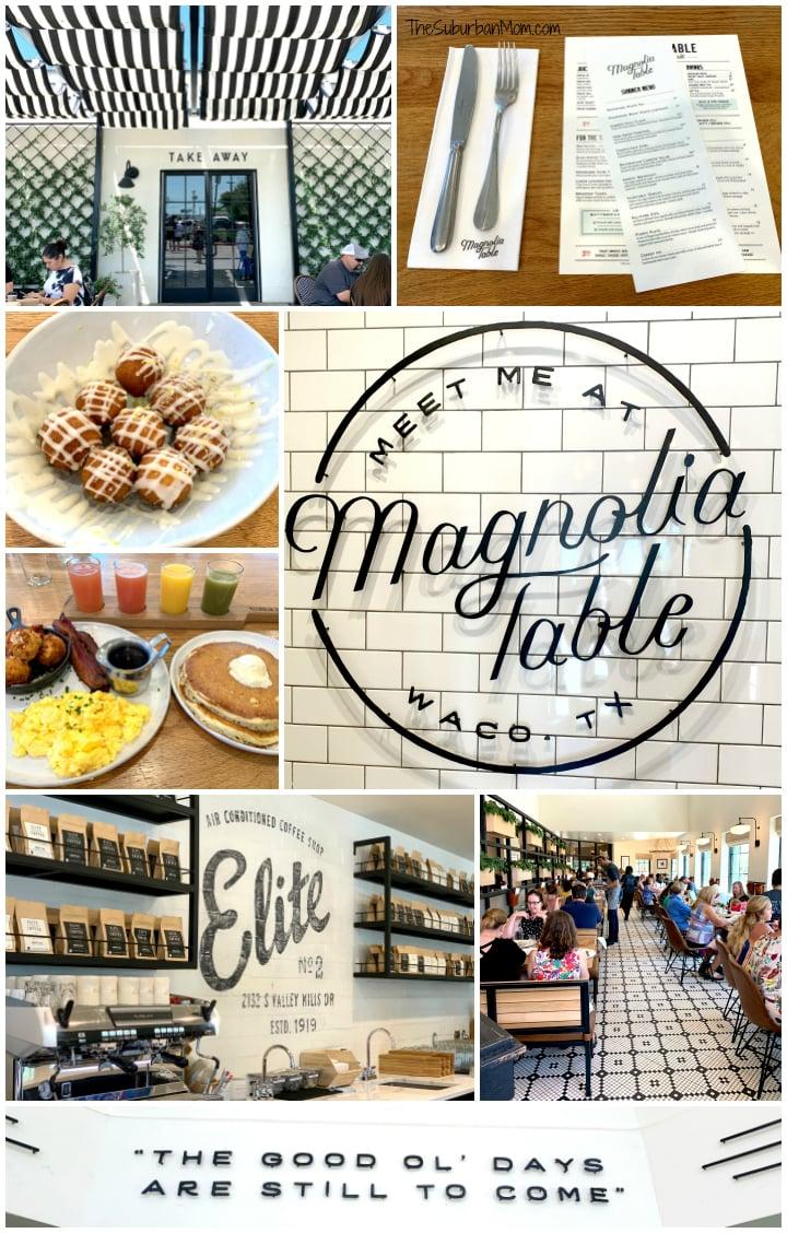 Magnolia Table Waco Texas