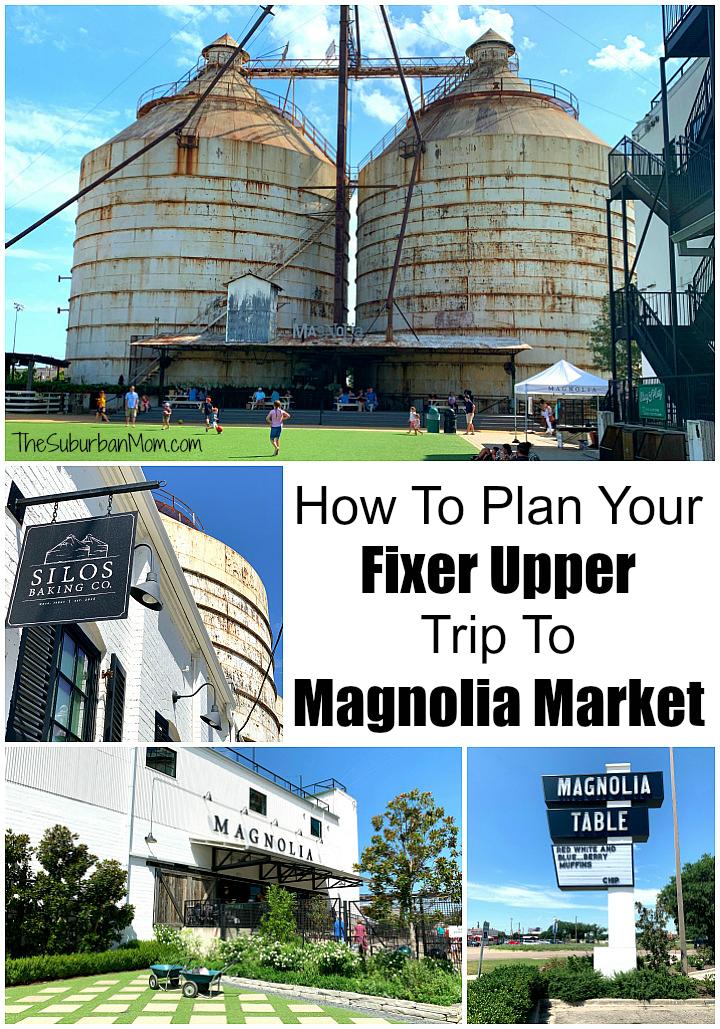 Plan Your Fixer Upper Trip Magnolia Market