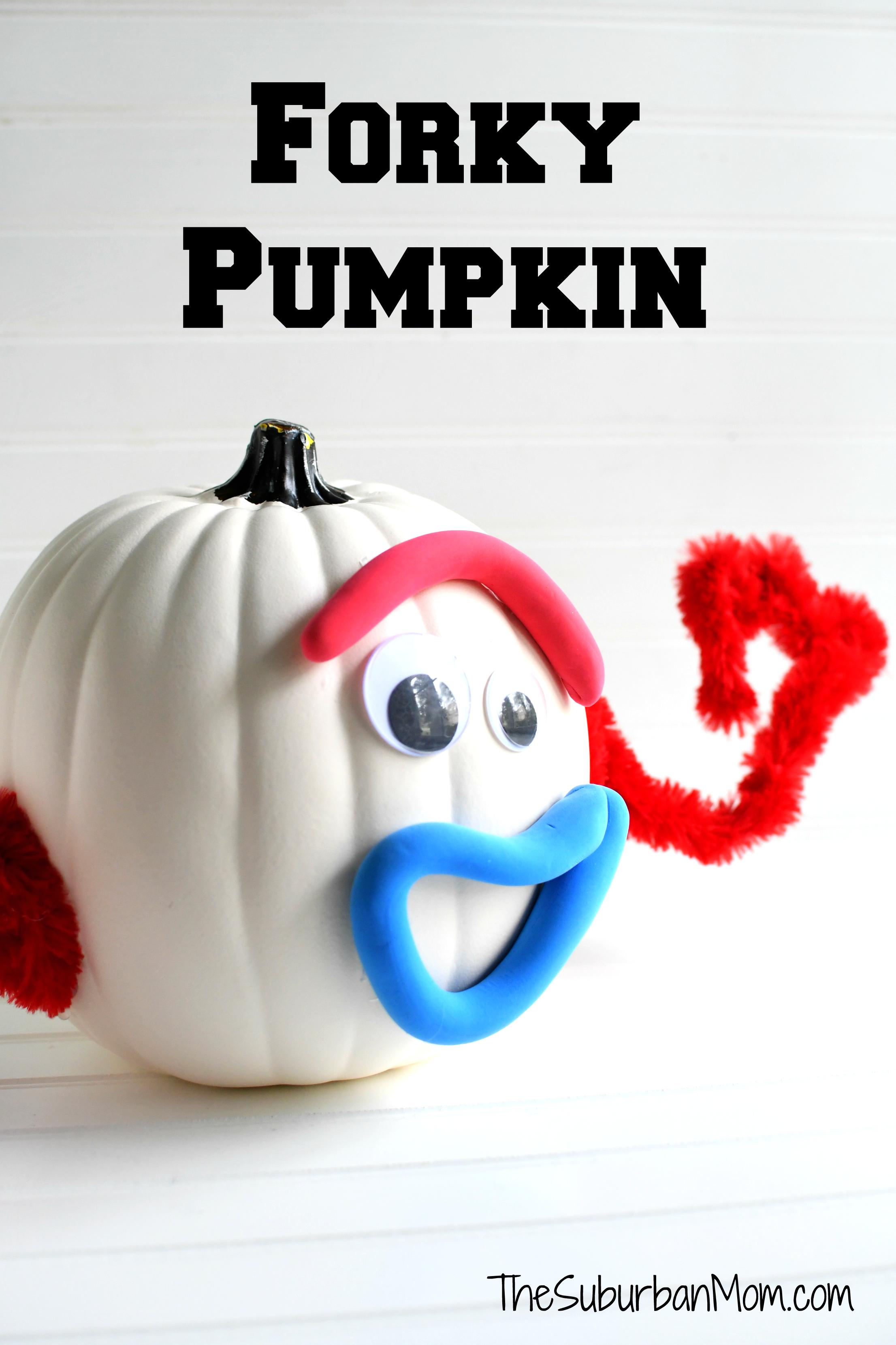 Forky Pumpkin