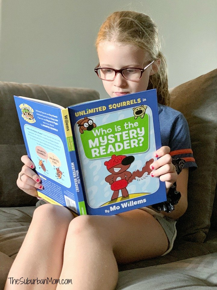 Unlimited Squirrels Mystery Reader