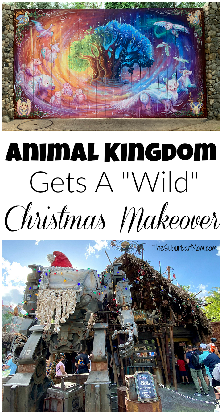 Animal Kingdom Christmas Decorations