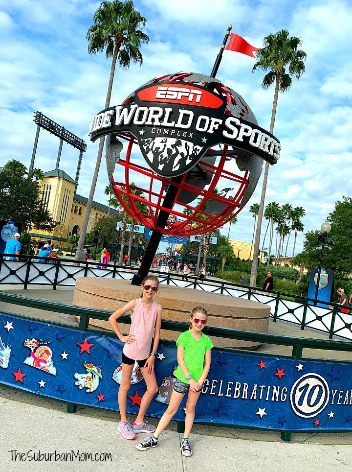runDisney ESPN Wide World of Sports