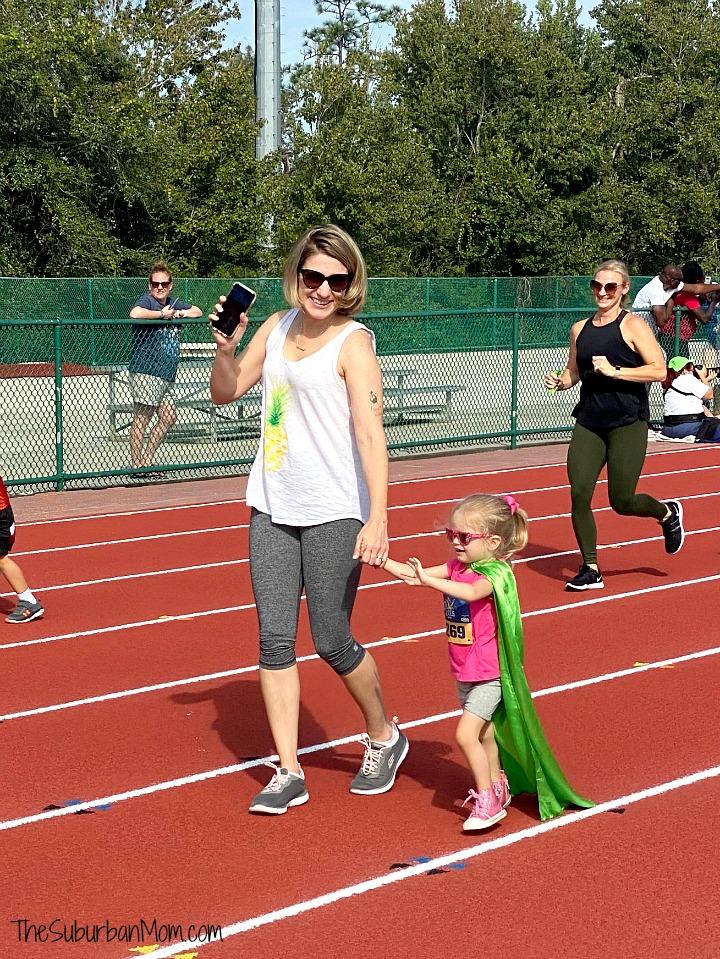 runDisney Run With Your Kids