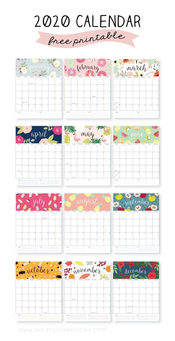 2020-Printable-Calendar