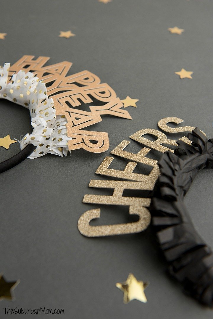 New Year's Eve Party Headbands