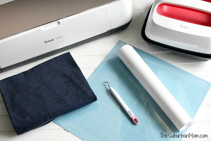 Cricut Frozen Shirt Materials