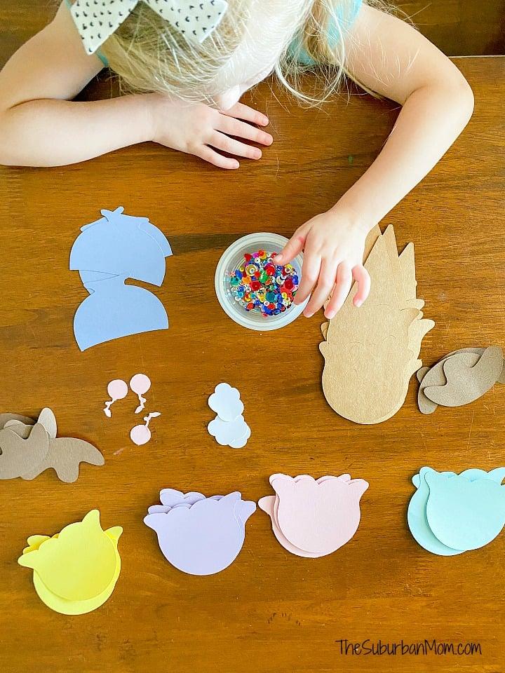 Preschool Ice Cream Craft