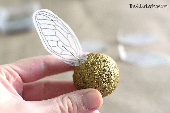 Golden Snitch Wing