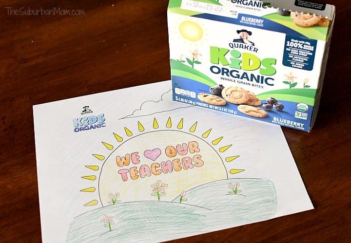 Quaker Kids Organic