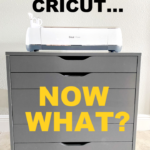 So You Got A Cricut Now What