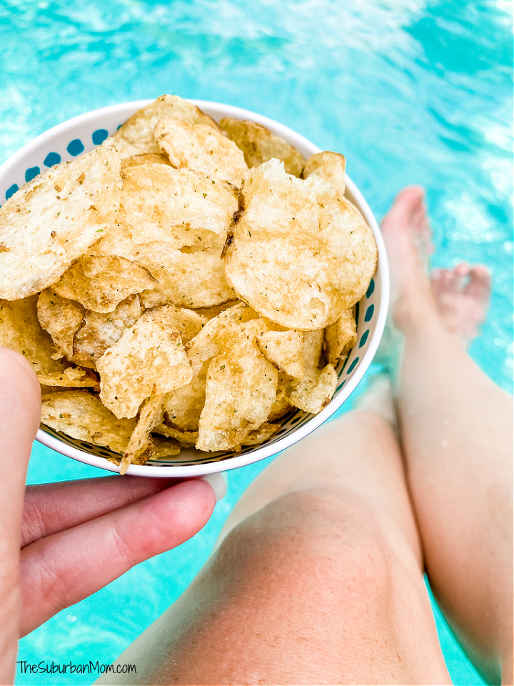 Chips By The Pool