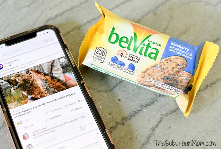 Belvita Breakfast Morning