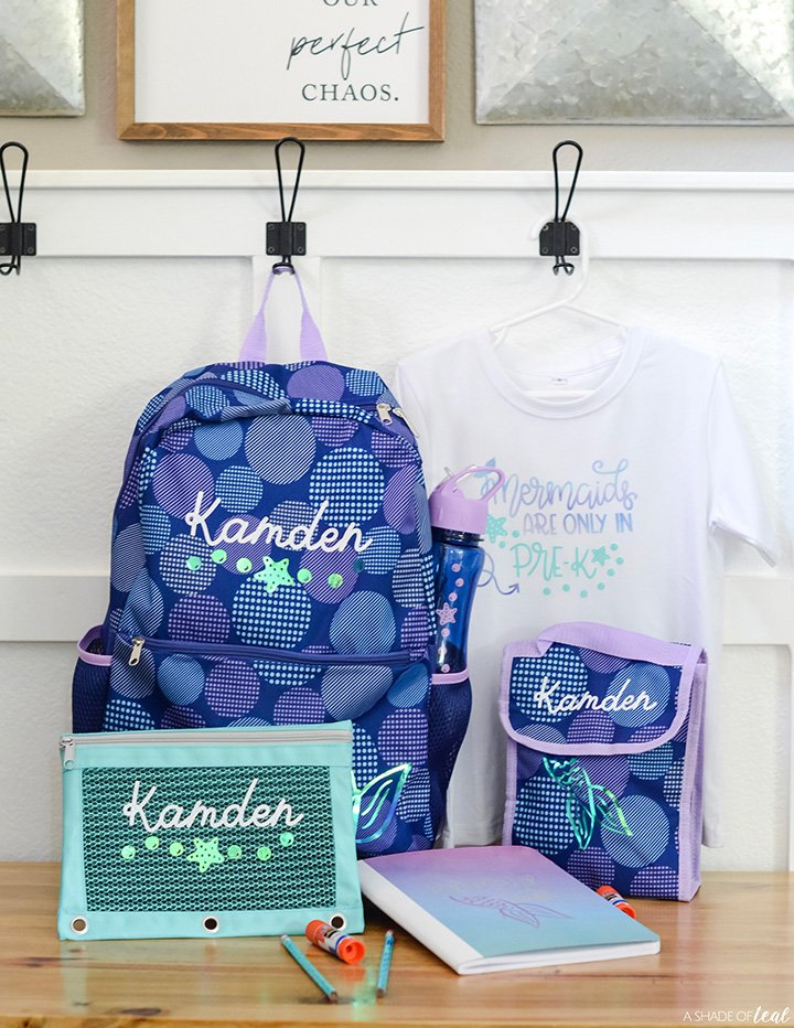 Cricut-Back-to-School-Supplies-Mermaid
