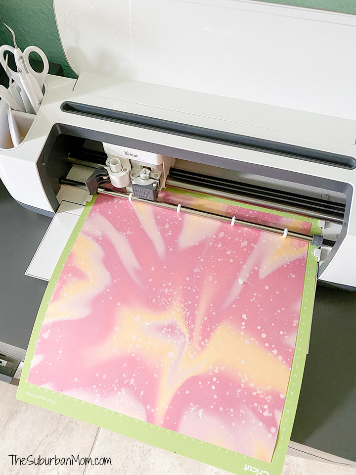 Cricut Cutting Infusible Ink-