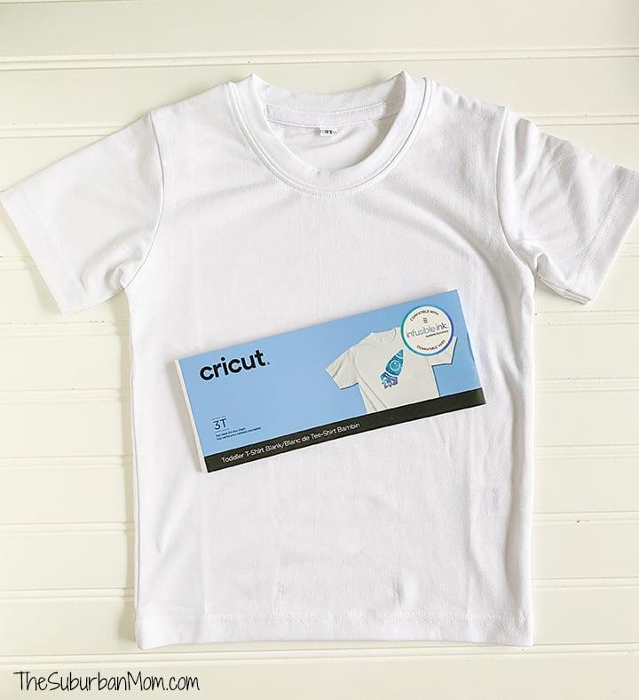 Cricut Infusible Ink Shirt