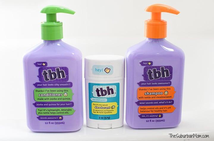 TBH Kids Shampoo