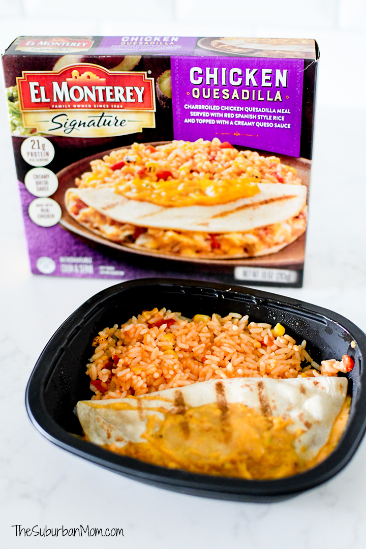 El Monterey Chicken Quesadilla