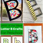 Letter B Crafts For Preschool