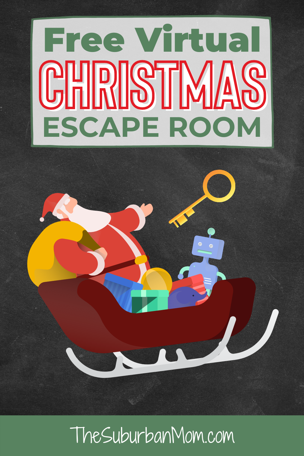 Christmas Virtual Escape Room The Suburban Mom