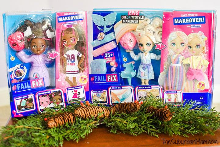 FailFix Dolls