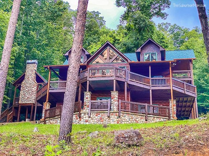Blue Ridge Georgia Cabin