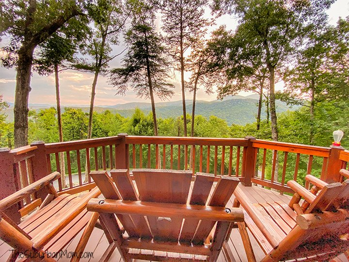 Cabin Blue Ridge Georgia