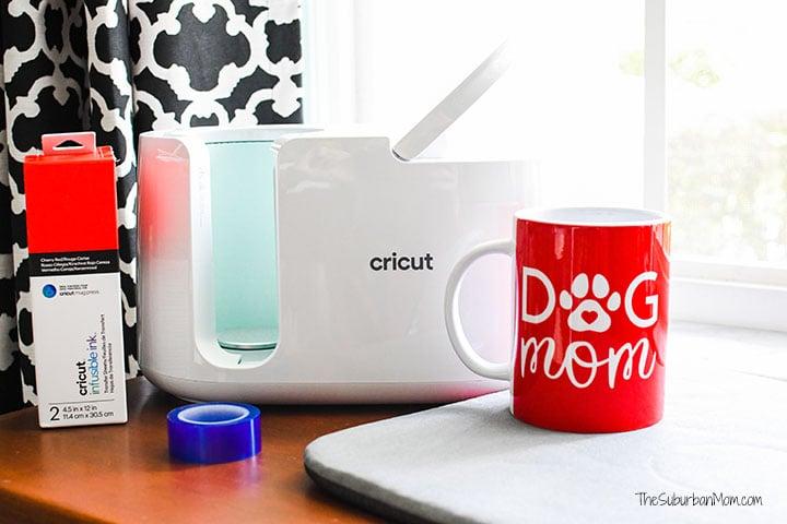 Cricut Mug Press Tutorial