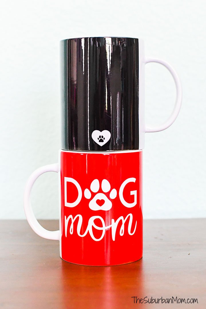 DIY Dog Mom Mug